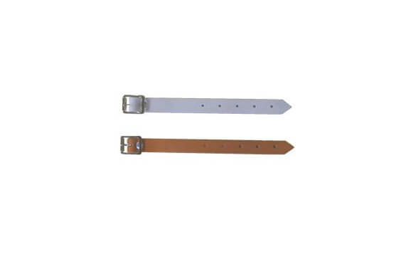 Carradice Leather Straps For Saddle Bags
