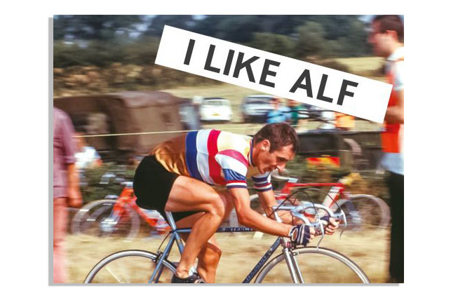 I Like Alf By Paul Jones