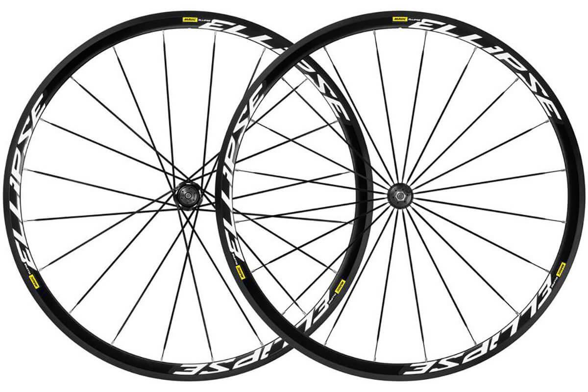 Mavic Ellipse Clincher Wheelset