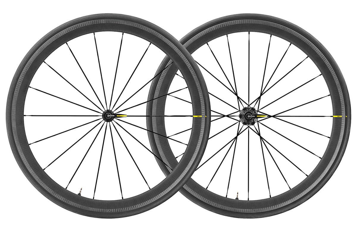 Mavic Cosmic Pro Carbon Sl Ust Disc Centrelock Wheelset