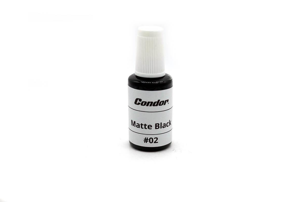 Condor Touch Up Paint - Matte Black