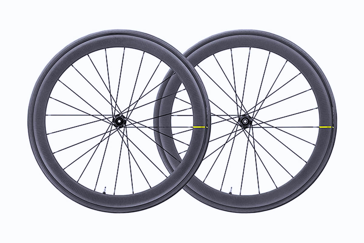 Mavic Cosmic Pro Carbon Ust Disc Centrelock Wheelset