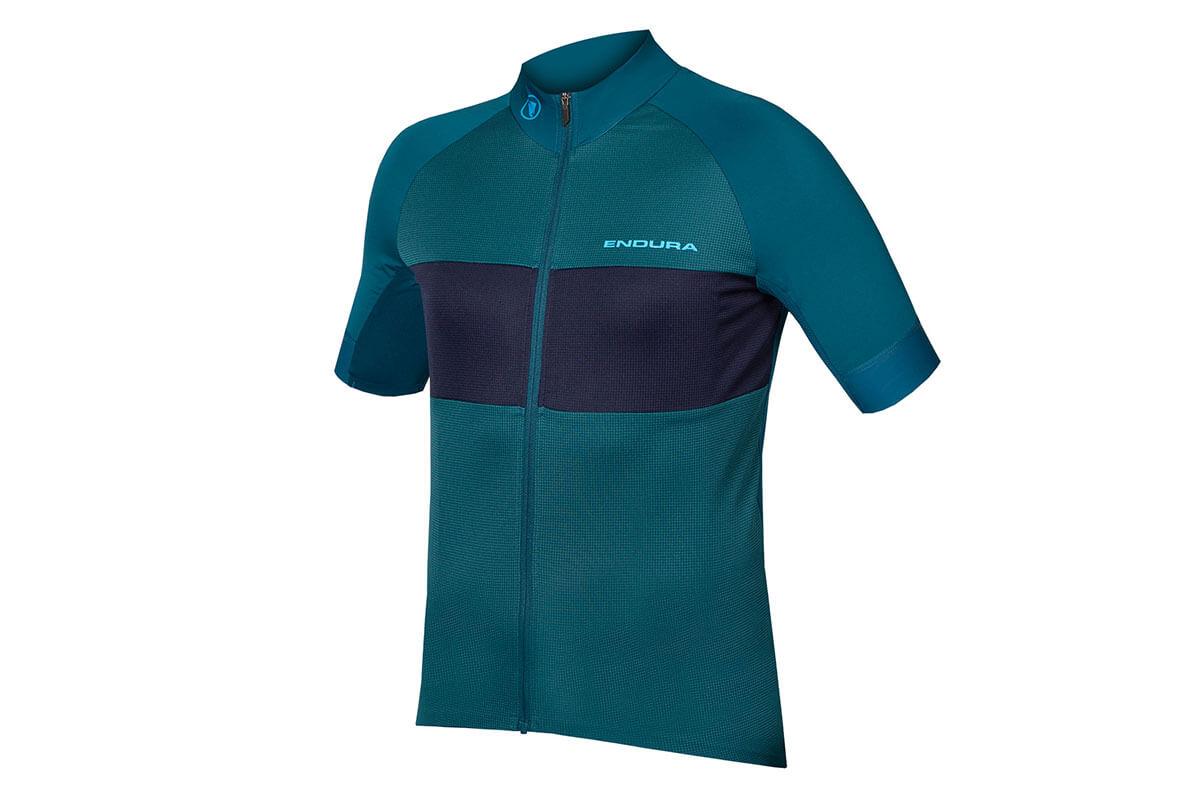 Endura Fs260-pro Short Sleeve Jersey Ii