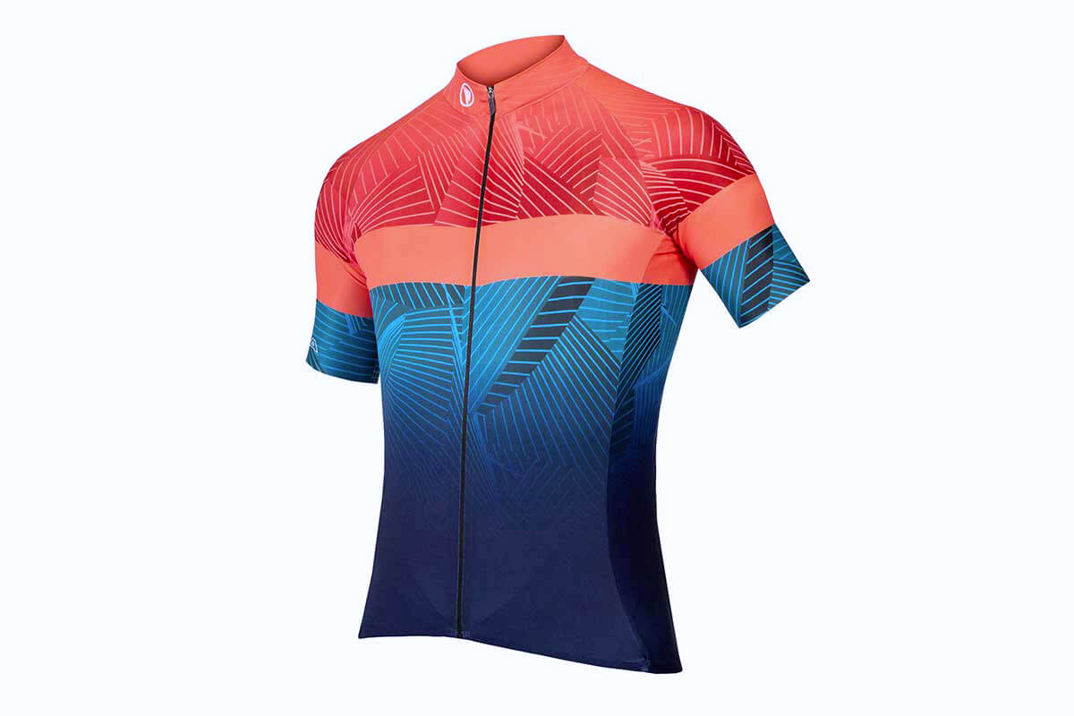 Endura Lines Short Sleeve Jersey