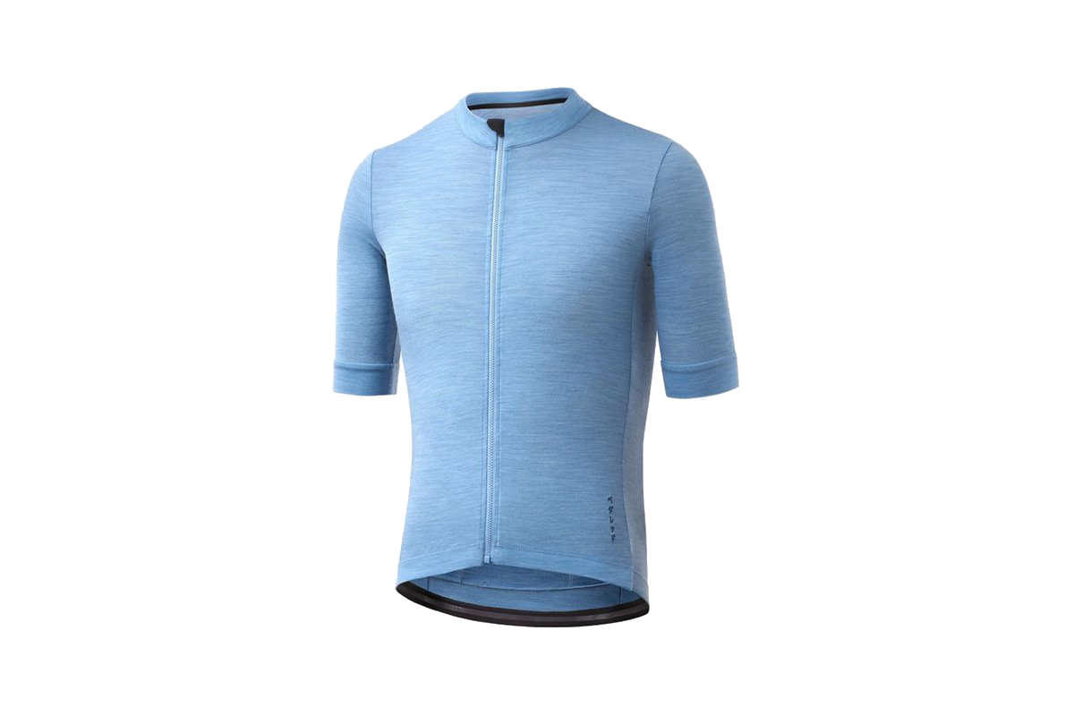 Pedal Ed Essential Merino Wool Cycling Jersey
